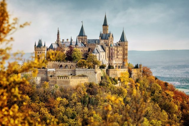 Castelo de Hohenzollern