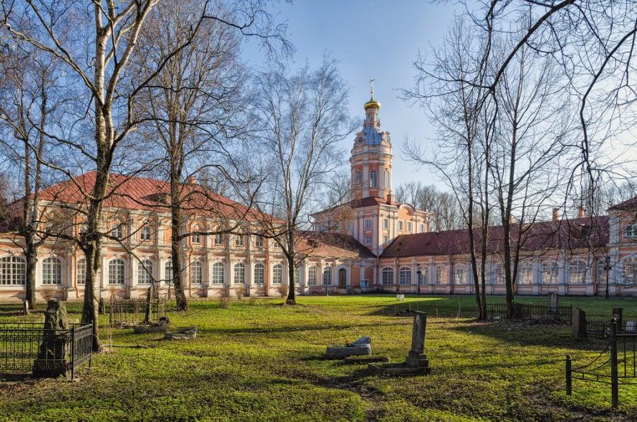 Mosteiro Alexander Nevsky