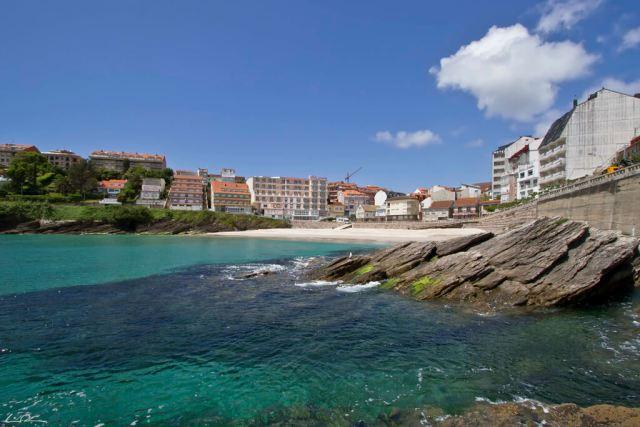 Praia de Caneliñas