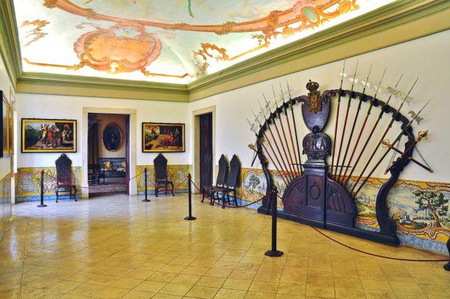 Sala dos Archeiros