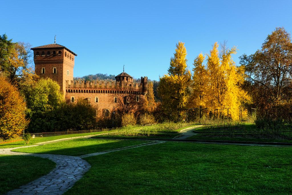 Vila Medieval de Turim