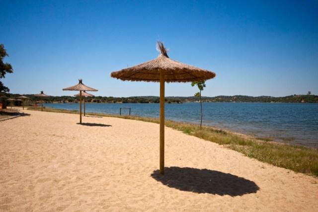 Praia Fluvial de Cheles