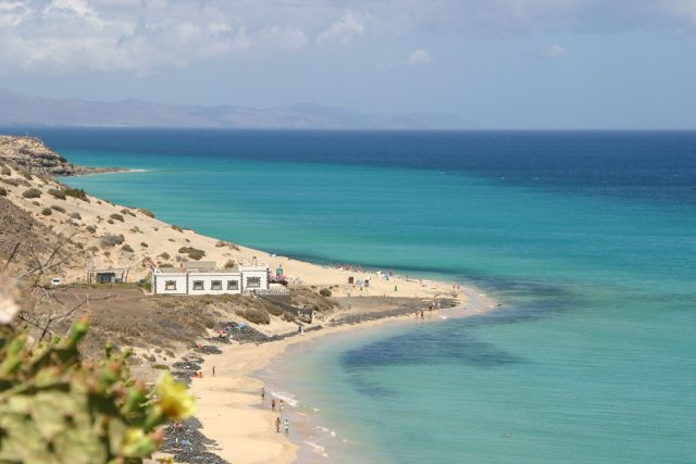 praia de Solana del Matorral
