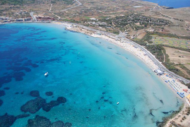 Baía Mellieha (Malta)