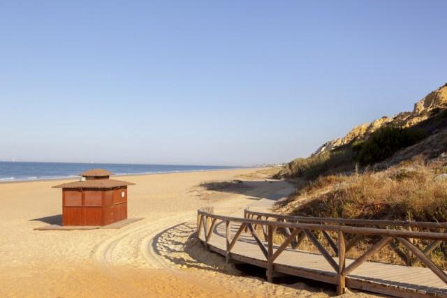 Costa de Mazagón, Palos de la Frontera - Matalascañas (Huelva)