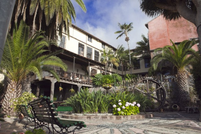 El fantasma de Catalina en la Casa Lercaro, Tenerife