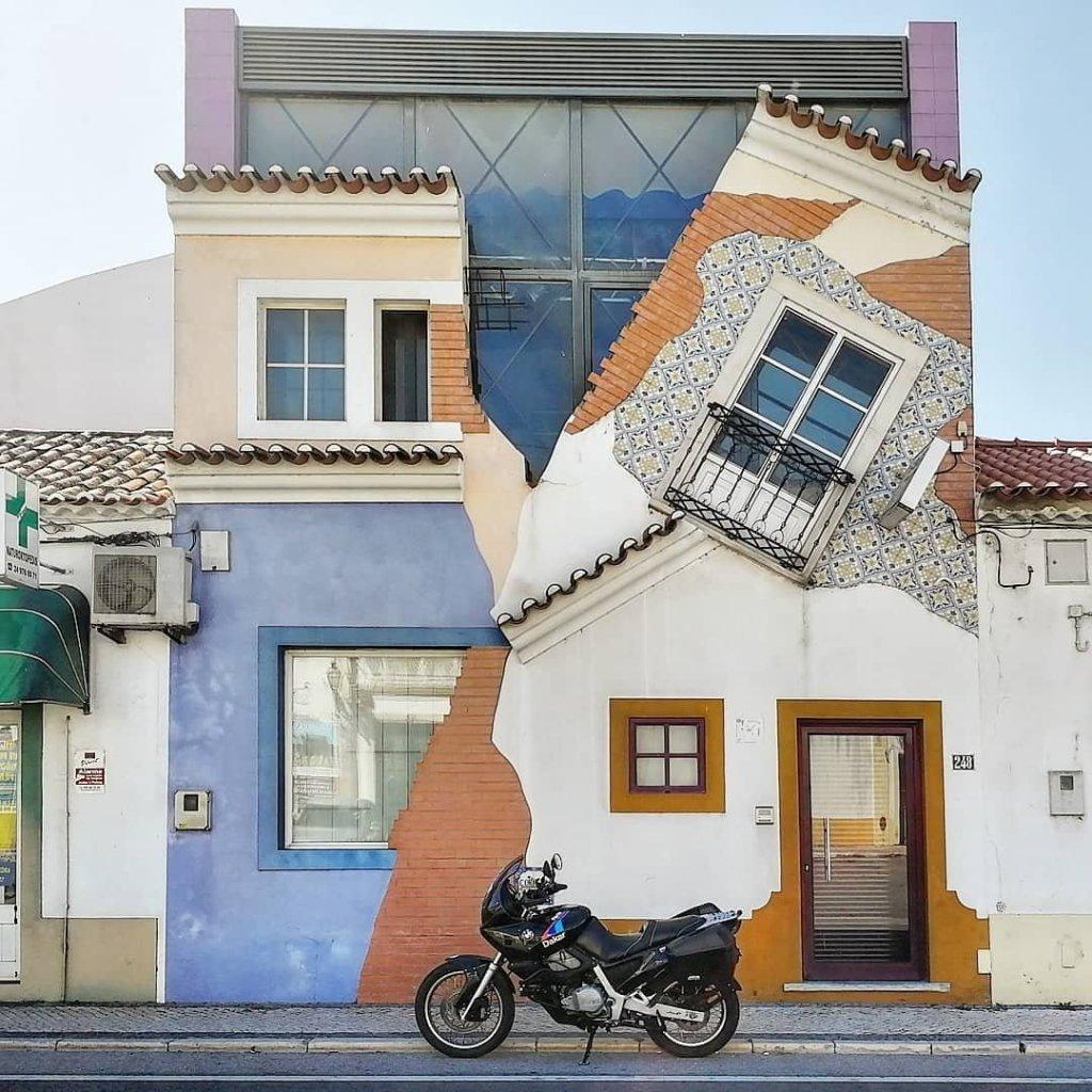 Gabinete de Arquitetura em Chamusca, no Ribatejo