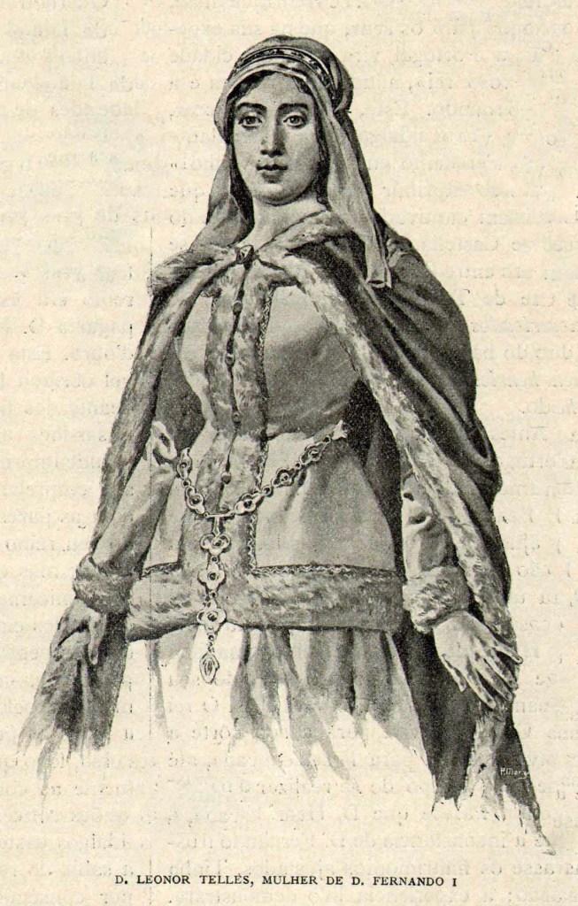 D. Leonor Teles