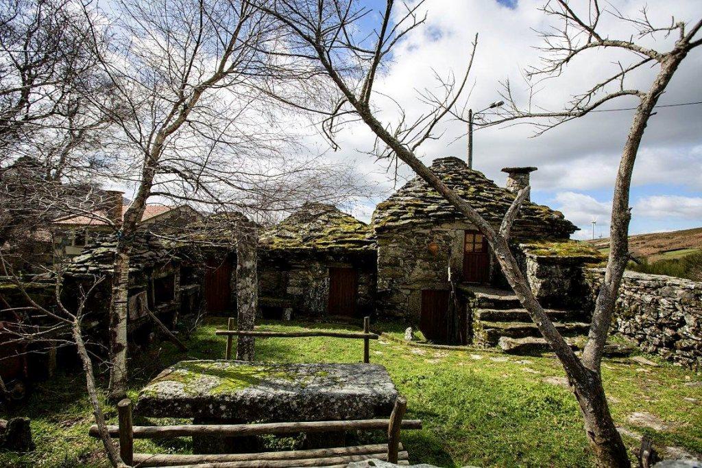 aldeias abandonadas