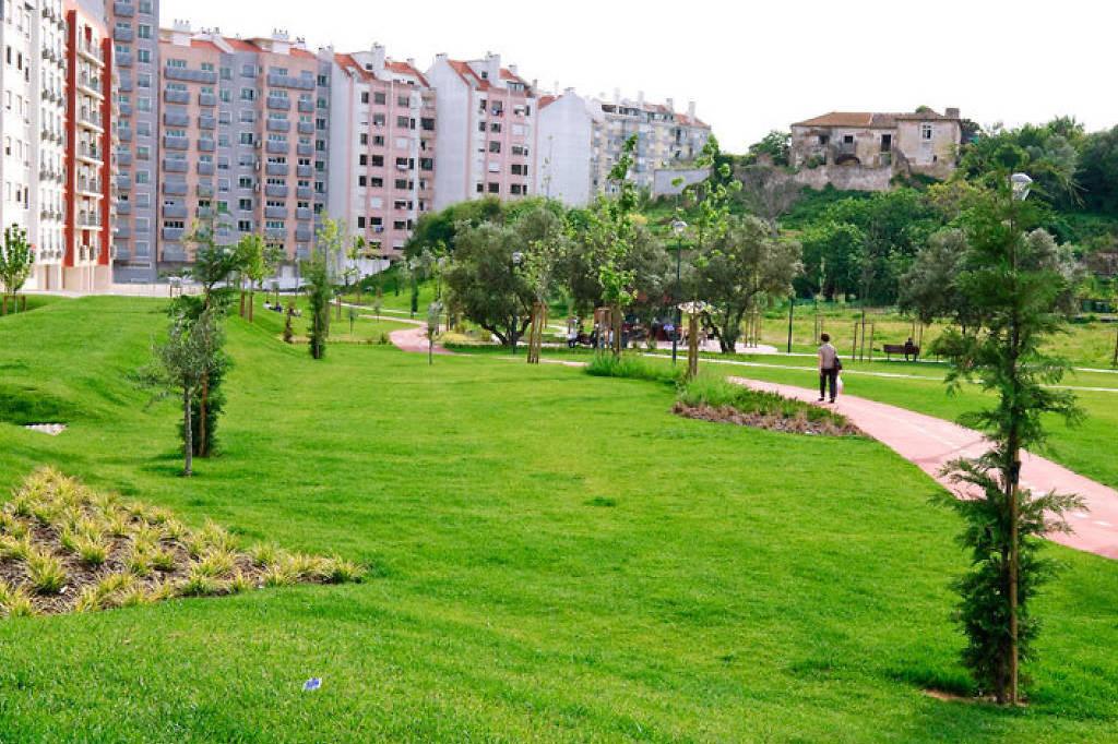 Parque Quinta da Granja - Telheiras