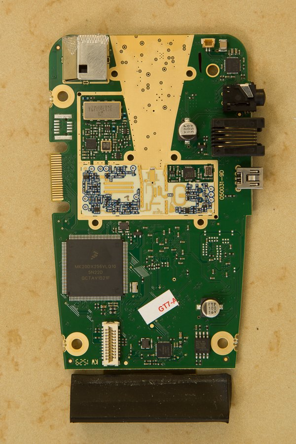 GT-7 primary PCB