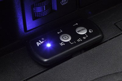 ALP control pad blue