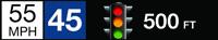 Escort Max 360c Redlight Camera Alert