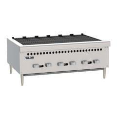 Vulcan Kitchen Hot Water For Sink Vcrb25 25 Gas Radiant Charbroiler Vortex Restaurant Equipment