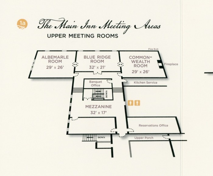 70th Annual Meeting MMG: Maps & Floor Plans
