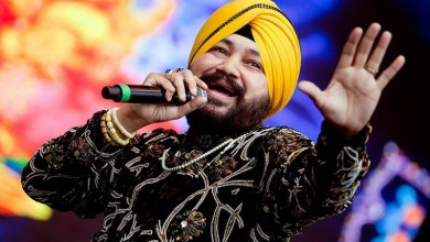 Indian singer Daler Mehndi
