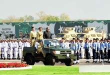 Pakistan Day parade 2018