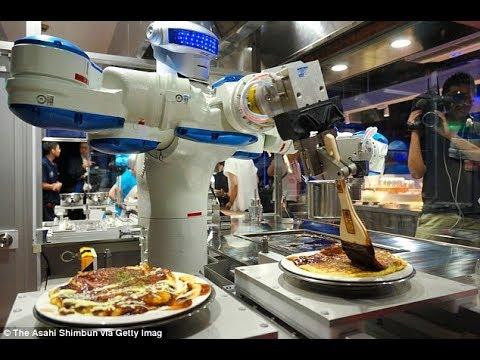 Chefs beware of Robot chef ….   VOSA