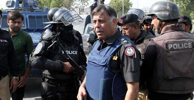 Pakistani policeman Rao Anwar