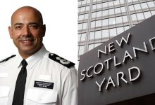 Indian-Origin Officer appointed Scotland Yard's Counter-Terror Chief
