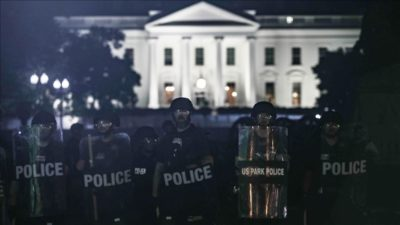 Analysts says Floyd protests in US are outcry against Trump
