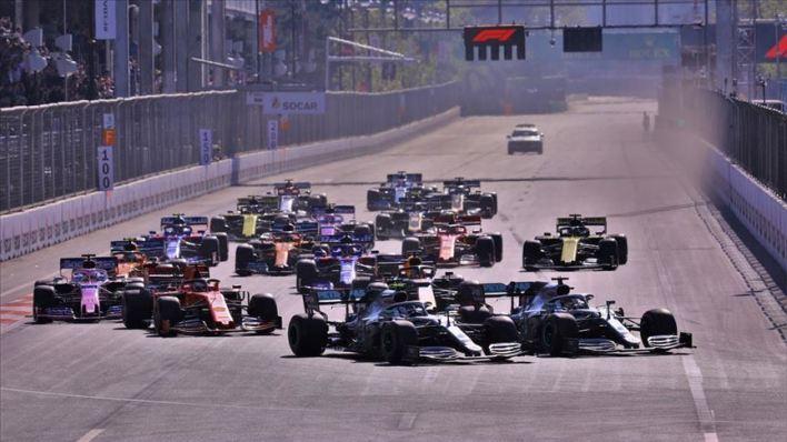 Formula 1: 3 Grands Prix canceled due to COVID-19