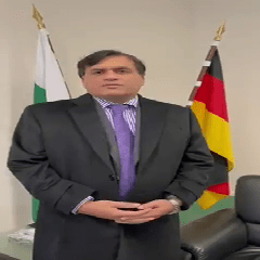 PM instructs German consulate to conduct online open forum