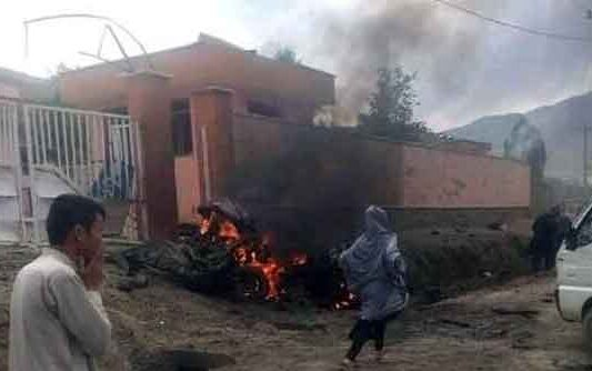 Afghan girls' school blast, death toll rises to 50