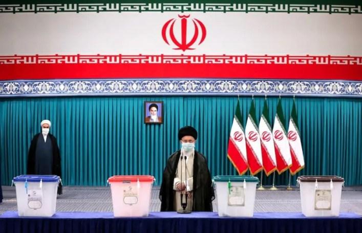 Iran election, Khamenei calls for high turnout.