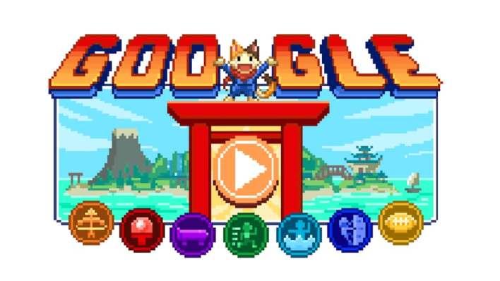 Google Doodle Championship kicks off with Olympics
