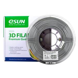 Filament Esun PLA imprimante 3D LUMINOUS Bleu