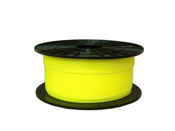 Filament PLA impression 3D jaune pour imprimante 3D