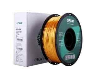 eSilk-PLA filament__Gold
