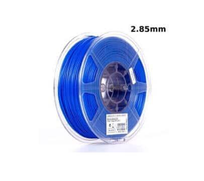 filament eSUN PLA+ 2.85mm 1Kg - bleu