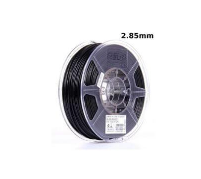 filament eSUN PLA+ 2.85mm 1Kg - noir