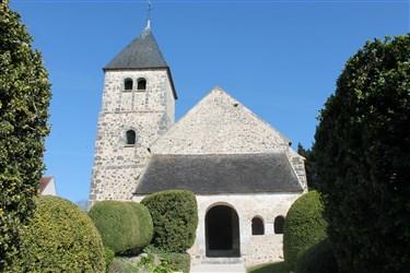Eglise Saint-Martin de Treusy-Levelay