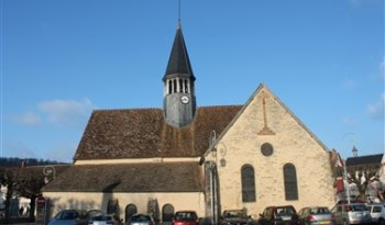 Eglise Saint-Amand de Thomery