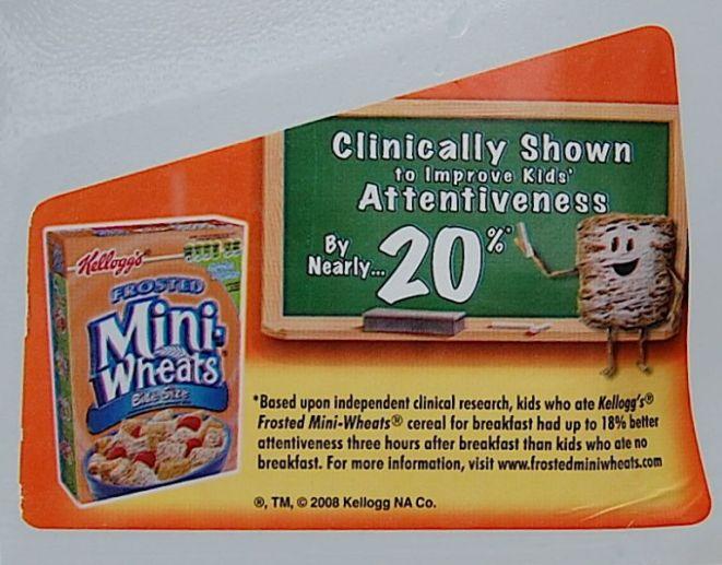 Resultado de imagen para mini-wheats focus