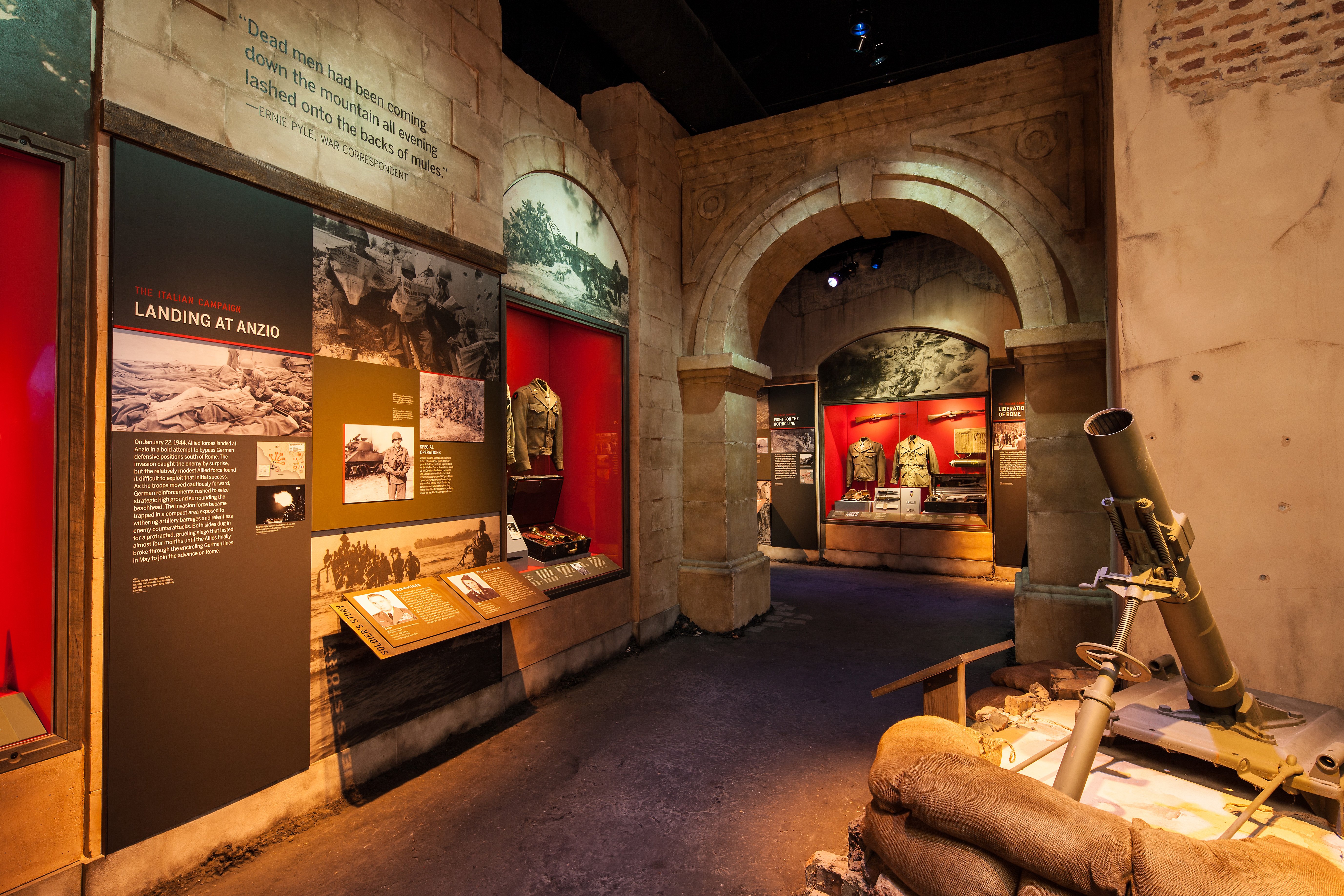 New Orleans  WWII Museum Opening New Pavilion In New Orleans