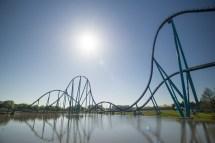 Orlando Parks Roller Coaster