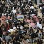 Hong Kong Hong Kong Protesters Take Their Cause To