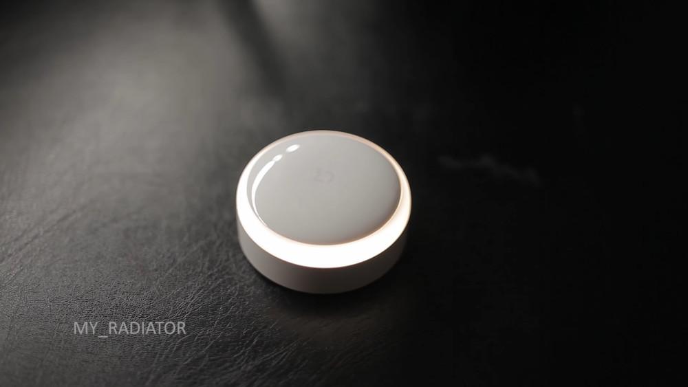 Xiaomi Mijia nocna lampa v praxi