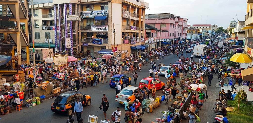 Greater Accra – why it's a swing region? (Part 1)