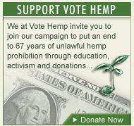 Support Vote Hemp
