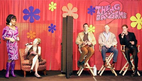 bzzz dating game show Bzzz is a relationship game show that first aired in the show itself was a fast-paced variant of the dating game in which a bachelor and bachelorette.