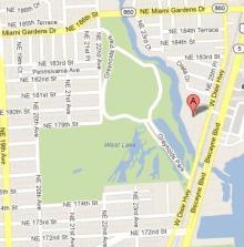 Greynolds Park Club Condominium Map