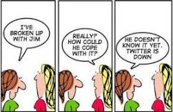Twitter breakup