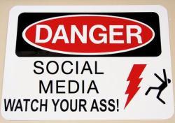 Danger Social Media