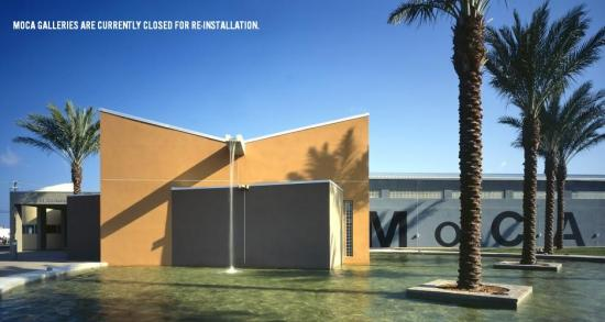 Moca Galleries Closed