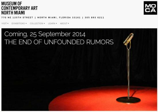 The End of Unfounded Rumors
